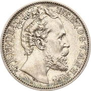 2 Mark - Friedrich I – obverse