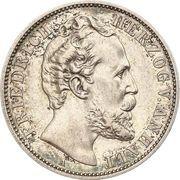 2 Mark - Friedrich I. – obverse