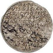 1 Groschen - Johann Casimir (Death) – reverse