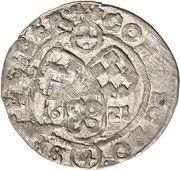 4 Groschen - Johann Casimir – reverse