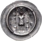 1 Brakteat - Heinrich I – obverse