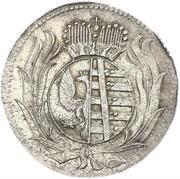 6 Pfennig - August Ludwig – obverse