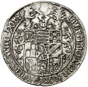 ⅛ Thaler - Wilhelm Ludwig (Death) – obverse