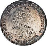1⅓ Reichsthaler, Speziethaler - August Ludwig – obverse