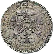 1 Thaler - Johann Georg I, Christian I, Bernhard VIII, August, Rudolf, Johann Ernst and Ludwig – reverse