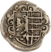 1 Dreier - Christian I., Augustus, Ludwig, Johann Casimir, Georg Aribert and Johann (Kipper – obverse