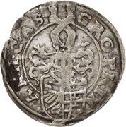 1 Groschen - Christian I, August, Ludwig, Johann Casimir, Georg Aribert and Johann – obverse