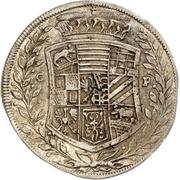 16 Groschen - Johann Georg II., Viktor Amadeus, Wilhelm, Carl Wilhelm and Emanuel Lebrecht – obverse