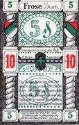 10 Pfennig (Frose) -  obverse