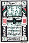 10 Pfennig (Frose) -  reverse