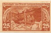 25 Pfennig (Leopoldshall) -  reverse