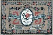 25 Pfennig (Frose) -  reverse