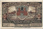 50 Pfennig (Raguhn) – obverse