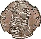 1 Pfenning - Friedrich August – obverse