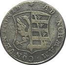 4 Pfennig - Friedrich August – obverse