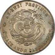 1 Yuan - Guangxu (Six characters) – reverse
