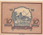 10 Heller (Anif) - 2. Auflage -  reverse