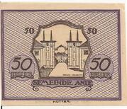 50 Heller (Anif) - 3. Auflage – reverse