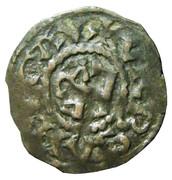 Denier du comté d'Anjou - Foulques IV(1060-1109) ou Foulques V(1109-1129) – reverse