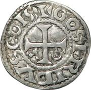 1 Denier - Geoffroi II -  obverse