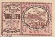 20 Heller (Annaberg) -  obverse
