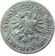 5 Pfennig - Annweiler – obverse