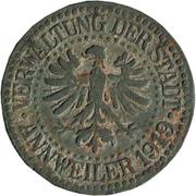 10 Pfennig - Annweiler – obverse