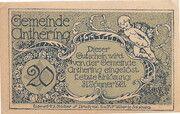 20 Heller (Anthering) – obverse