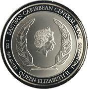 2 Dollars - Elizabeth II (Rum Runner) – obverse