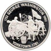 30 Dollars - Elizabeth II (Yorktown 1781) -  reverse