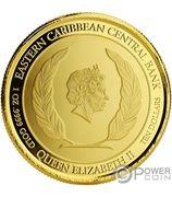 10 Dollars - Elizabeth II (Rum Runner) – obverse