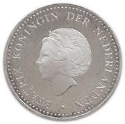 50 Gulden - Beatrix – obverse