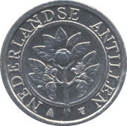 1 Cent - Beatrix/Willem-Alexander -  obverse
