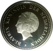 5 Gulden - Beatrix (Charter for the Kingdom of the Netherlands) – obverse