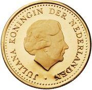 50 Gulden - Juliana (Royal Convenant) – obverse