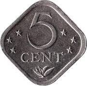 5 Cents - Juliana / Beatrix -  reverse