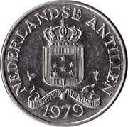 25 Cents - Juliana / Beatrix – obverse