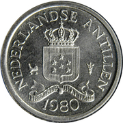 10 Cents - Juliana / Beatrix – obverse