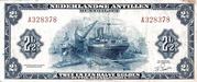 2 1/2 Gulden (Coin note) – obverse