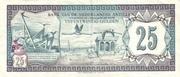 25 Gulden -  obverse