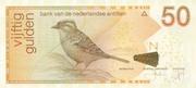 50 Gulden – obverse