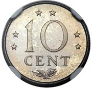 10 Cents - Juliana (Pattern) – reverse