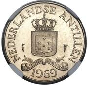 25 Cents - Juliana (Pattern) – obverse