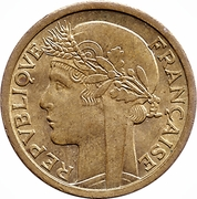 1 Franc – obverse