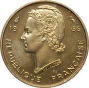 5 Francs (Essai) – obverse