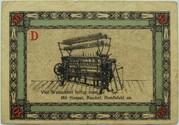 50 Pfennig (Rhyme Series - Issue D) – reverse