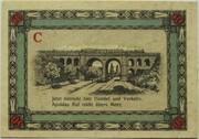 50 Pfennig (Rhyme Series - Issue C) – reverse