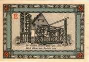 50 Pfennig (Rhyme Series - Issue E) – reverse