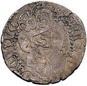 1 Soldo, 12 Bagattini - Ludovico II di Teck – reverse