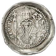 1 Denaro - Gregorio di Montelongo – obverse